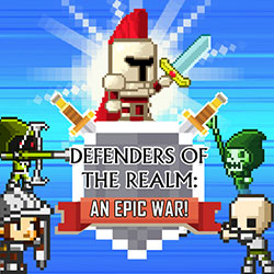 DEFENDERS OF THE REALM : AN EPIC WAR