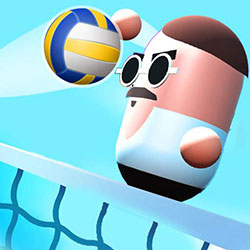 PILL VOLLEY