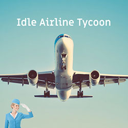 IDLE AIRLINE TYCOON